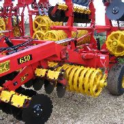 Press Roller Ring 'Claw/Smooth' to fit Vaderstad Carrier