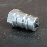 "1/2"" BSP Quick Release Male Probe Hydraulic Coupling"