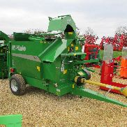 McHALE C460 Bale Feeder and Straw Blower, NEW,