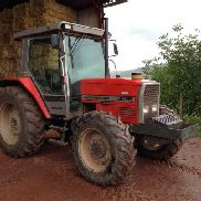 Massey Ferguson 3065 SPEED