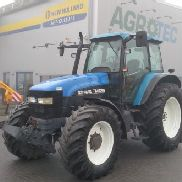 New Holland TM 125 40 km pneumatic