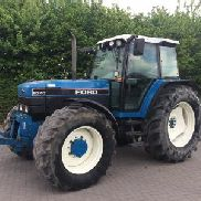Ford 8340 / New Holland