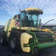 Krone Big X 700 HD Austattung
