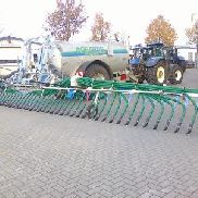 Bomech at AGROTEC 46348 Raesfeld Speedy 12 + 15 m towing shoe