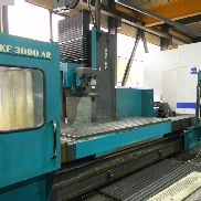 Bettfräsmaschine - Universal ZAYER 30 KF 3000 AR