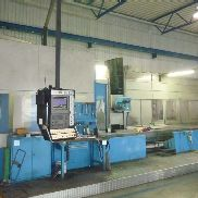 Bettfräsmaschine - Universal ZAYER 30 KF 5000 AR