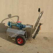 Orbit B0501 helical rotor trolley pump - S/S