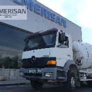 MERCEDES ATEGO 2628-B. CONCRETE TRUCKS.