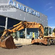 LIEBHERR A922 Litronic. Mobilbagger.