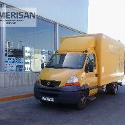 RENAULT MASCOT. CHASSIS CAB paquetero