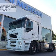 IVECO STRALIS AS440S48T / P. AUTOMATIC TRACTORA
