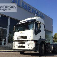 IVECO STRALIS AT440S43T / P. MANUAL + RETARDER ZF.