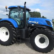New Holland T7.235, 01/2016, 980 horas