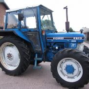 Ford 4610 II, 1987, 2,071 hrs