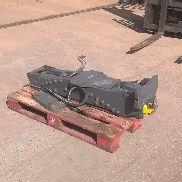 Fendt pickup hitch to fit 7 series SCR tractors