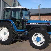 Ford 8340 SLE, 02/1994, 5,693 horas