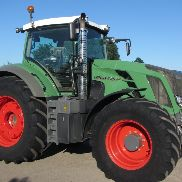 Fendt 828 Profi-Plus, 03/2012, 4,594 hrs