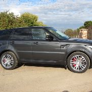 Range Rover Sport Autobiography Dynamic 3.0 SDV6, 05/2016, 15,000 miles