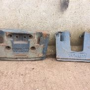 Fendt base weight
