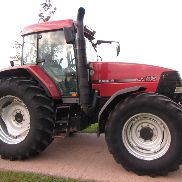 Case MX135, 07/1997, 8,074 hrs