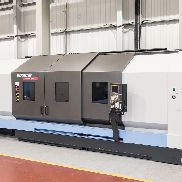 NEW Doosan Puma 700LY CNC-Drehzentrum (2014)