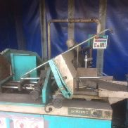 IMET BS350-AFI-E Automatic Bandsaw, with Mitring Sawframe