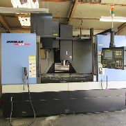 Doosan CNC Vertical Machining Centre. Model NM510, Year 2007. Fanuc OI-MC Control