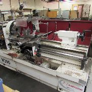Harrison Gap Bed Centre Lathe. Model V390. Year 2007