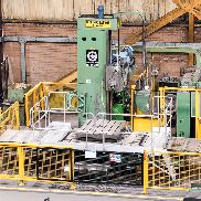 Giddings & Lewis - Fraser Model G50-T. CNC Horizontal Boring, Drilling & Milling Machine. With G&L-NumeriPath CNC8000B Control