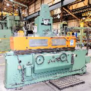 Churchill Model O.S.B. Hydraulic Horizontal Spindle Reciprocating Table Surface Grinding Machine