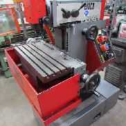 Emco F3 Toolrooom Milling Machine