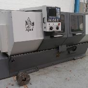 AJAX Ajev 260 520mm x 1500mm CNC Lathe. With Fagor 8055 Control. Manufactured 2012
