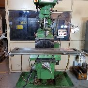Microcut Turret Milling Machine