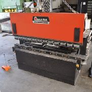 Amada Promecam ITS , 80 ton x 2500 mm CNC