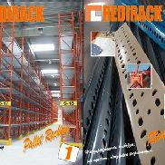 Redirack , Production line for making industrial racks