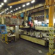 Foret / robinet lourd Armo, CNC 7800 x 2200 mm