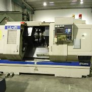 Citizen Miyano LL-21 , twin spindle - twin turret
