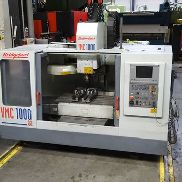 Bridgeport VMC 1000/22, X: 1020 - Y: 510 - Z: 500 mm CNC