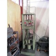 Vermeulen , Hydraulic press