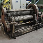 Eichener bending roll , for corrugated plates