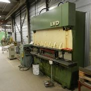 Dimeco decoil./ gerade / Feeder, LVD Punchpress