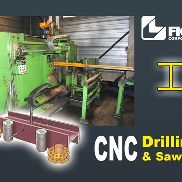 Ficep CNC , drilling & sawing