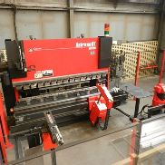 Amada , Astro 100T x 3220 CNC Robot bending Cell
