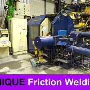 SMFI Inter Hydro, CNC de soudage par friction tour