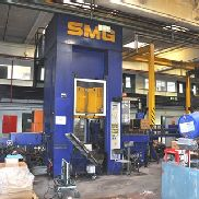 SMG, CNC a 200 tonnellate