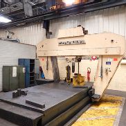 Comessa Mobile straightening press , 220 ton