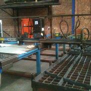 SAF Multitome, CNC 6000 x 1500 mm