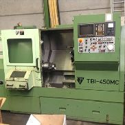CMZ TBI-450MC, Ø 450 x 500 mm CNC