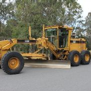 (INTRANSIT) CATERPILLAR – 140H 185-HP 1997