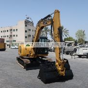 (17251) CATERPILLAR - 308E 8-TONS 2012